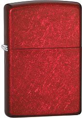 Зажигалка ZIPPO Candy Apply Red 21063