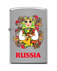 Зажигалка ZIPPO Русская Матрёшка 200 MATROSHKA DOLL 2