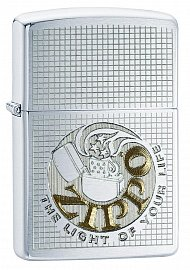 Зажигалка ZIPPO 29236 Light of Your Life