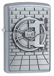 Зажигалка ZIPPO 29555 Safe with Gold Cash Surprise