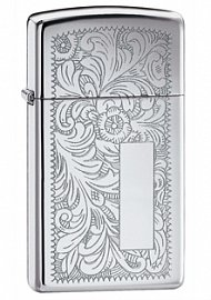 Зажигалка ZIPPO High Polish Chrome 1652
